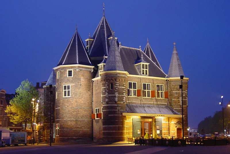 Топ 10 Достопримечательности Амстердама