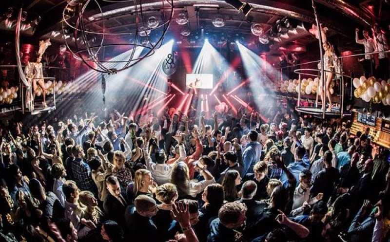 Топ 10 Ночные клубы Праги